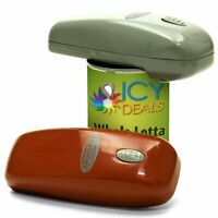 New Handy Can Opener Automatic One Touch Electric Can Opener
