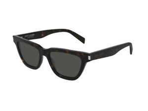 SAINT LAURENT Occhiali da Sole SL 462 SULPICE  008 Havana grigio Donna
