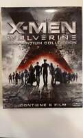 X Men - Wolverine - Adamantium Collection (Cofanetto 6 Blu-Ray)Nuovo e Sigillato