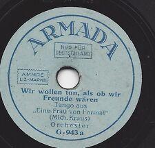 Eine Frau von Format von 1928 : Wir wollen tun als ob wir Freunde wären