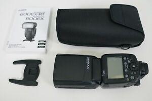 Canon Speedlite 600EX-RT Shoe Mount Flash for Canon