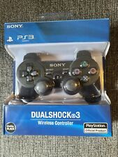DualShock Wireless Controller Compatible For Playstation 3 PS3 black