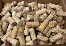 Box of 237 Natural Corks - No Synthetics - Good For Crafting