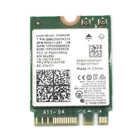 Intel 3168 3168NGW 802.11AC 433Mbps Dual Band Bluetooth 4.2 M.2 NGFF Wifi Card