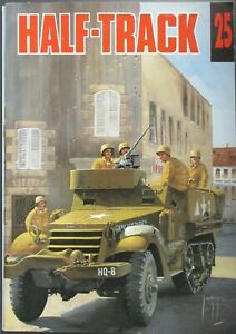 Wydawnictwo Militaria - Halftrack - Book No. 25- Pre Owned!