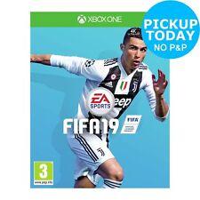 FIFA 19 Microsoft Xbox One Game.