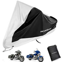 XXXL Motorcycle Bike Cover Waterproof For Harley Davidson Street Glide Touring