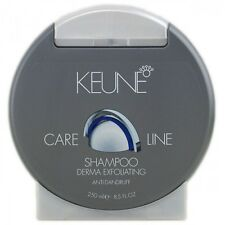 Keune Care Line Derma Exfoliating Shampoo 250 ml / 8.5 oz FREE SHIPPING WORLDWID