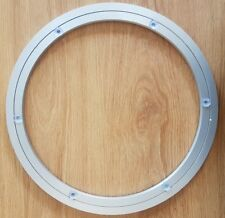 "16"" 400MM LAZY SUSAN 10MM THICKNESS ROTATING ALUMINIUM TURNTABLE BEARING NEW UK"