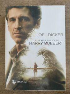 JOEL DICKER:LA VERITA' SUL CASO HARRY QUEBERT