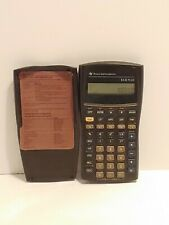 New ListingTexas Instruments Ba Ii Plus Advanced Business Analyst Calculator with Cover