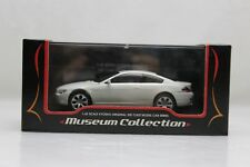 Kyosho BMW 645Ci White Museum Collection 1:43 Scale Model Car 03511W NEW
