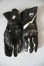 Gants Moto Racing DUCATI Sport 13 Noir coque carbone - M ou 9 neuf
