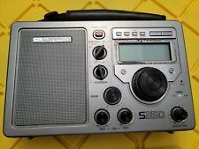 Grundig S350 AM/FM/SW High Sensitivity World Receiver Radio