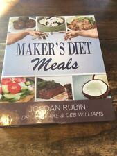 Maker's Diet Meals By Jordan Rubin Isbn 9780768442311