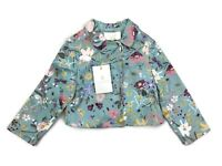 Gucci Floral Coat Jacket - Blue - 12/18 Months - RRP £300+ - New