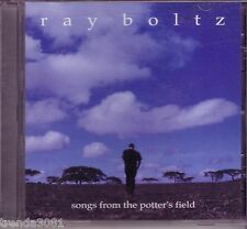 RAY BOLTZ Songs Potters Field CD Classic 90s Christian IN YOUR NAME CARRY ON