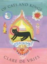 Of Cats and Kings,Clare de Vries- 9780747558095