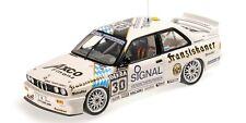 1:18 BMW M3 von Bayern Norisring DTM 1991 1/18 • Minichamps 180912030