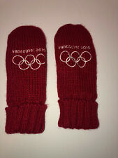 HBC Olympic 2010 Mittens Vancouver 2010 Adult S/M NEW!