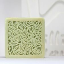 Flower and women - Handmade Silicone Soap Mold Candle Mould Diy Craft Molds