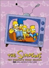 Brand New DVD The Simpsons - The Complete Third Season collector's edition 1991
