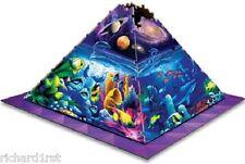 Jigsaw 3D puzzle Seascape Worlds of Wonder Pyramid 430 piece NEW