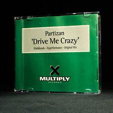 Partizan - Lecteur Me Crazy - cd de musique EP