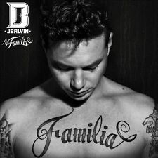 La Familia by J Balvin (CD, Oct-2013, EMI)