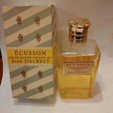 ECUSSON EAU DE COLOGNE PARFUMEE JEAN D'ALBRET!!NOT VAPO RARE AND VINTAGE 112C.C