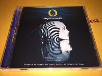 O cd CIRQUE DU SOLEIL musical BENOIT JUTRAS score OST bellagio las vegas << O >>