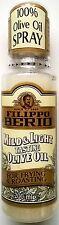 Filippo Berio Mild & Light Olive Oil Spray - 3 x 200ml