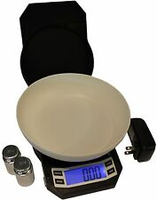 Digital Table Weigh Scale Silver Gold Grains Coins T Ounce 2 Calibration Weights