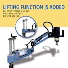 M6 M36 Electric Tapping Arm Machine Tapper Universal 360 Degree Flexible Arm
