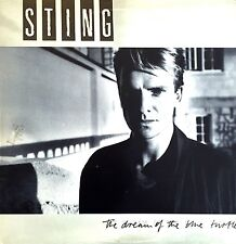 Sting ‎LP The Dream Of The Blue Turtles - France (EX/EX)