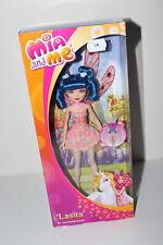 Mattel Mia and Me Puppe doll faries fairy Modepuppen Lasita
