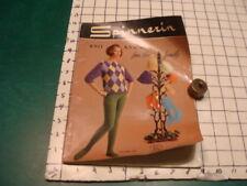 original Spinnerin - Knit Knacks for the family #158; 50pgs;