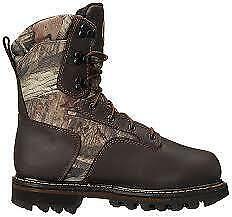 IRISH SETTER Gunflint II Hunting Boots Mossy Oak 2813 WIDE SIZE 10.5