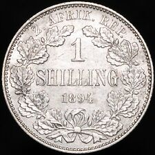 More details for 1894 | south africa 1 shilling | silver | coins | km coins