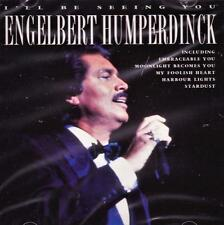 ENGELBERT HUMPERDINCK  - I'LL BE SEEING YOU (NEW SEALED CD)