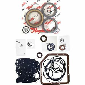 TH350(68-UP) TRANSMISSION BANNER KIT WITH OVERHAULT KIT STAGE-2 RAYBESTOS BLUE