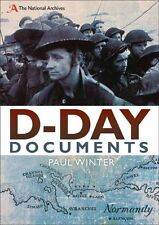 D-Day Documents, Paul Winter, New Book