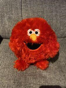 Sesame Street Elmo Cuddly Toy Teddy