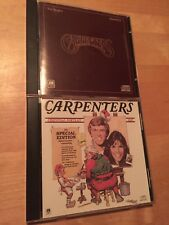 THE CARPENTERS Singles 1969-1973 Best Of Collection CD +BONUS Christmas Portrait