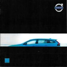 2016 VOLVO POLESTAR S60 V60 small sales brochure catalog US 16 XC60 R-Design