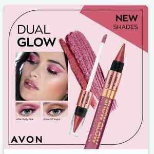 Avon Mark Show Glow Dual Glow Shadow 6.3g CREME BRULEE