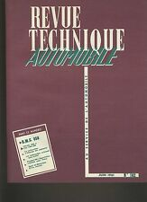 (C3B)REVUE TECHNIQUE AUTOMOBILE BMC 850 / CITROEN AMI 6 / FIAT 1300-1500