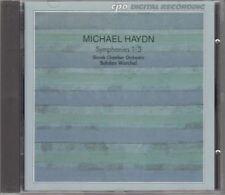Symphonies 1-3 : Michael Haydn