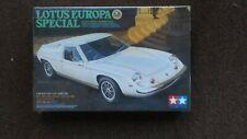Vintage Tamiya Lotus Europa Special, 1/24 Scale, Complete, VERY NICE!