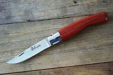 Le Marjacq  traditionelles französisches Taschenmesser 12 cm Padouk Sandvik